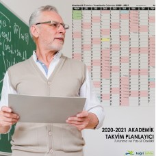 2020 - 2021 ACADEMIC CALENDAR PLANNER (special edition)