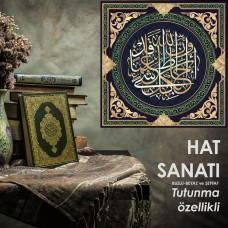 HAT SANATI TABLO